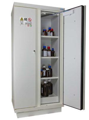 Kemikalieskåp F60KEM5